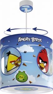Suspension tournante Angry Birds