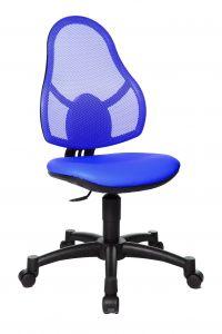 Fauteuil de bureau Open Art Junior - bleu