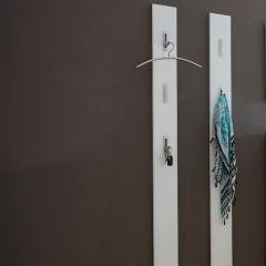 Portemanteau Scifo H170 cm - blanc
