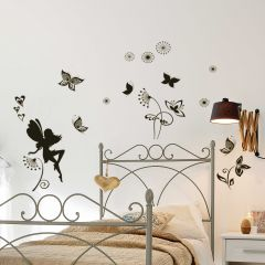 Sticker mural Dark Fairy - Large