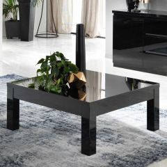 Table basse Roma - noir