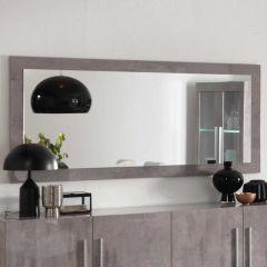 Miroir Greta 180 cm - béton