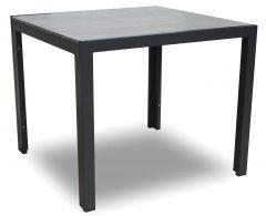 Table de jardin Jersey 90x90 – gris