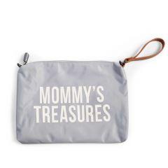 Pochette Mommy - gris