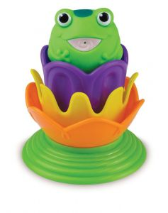 Jouets Lily Pad empilables magiques