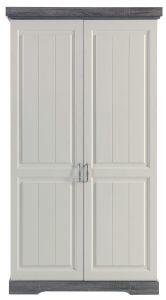 Garde-robe Yves - 2 portes
