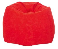 Pouf Big 300 micro rouge