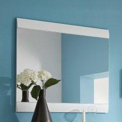 Miroir Molde 87cm - blanc