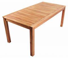 Table de jardin Rabi 180x90