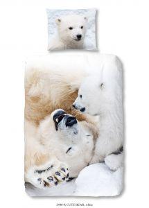 Housse de couette Cute Bear 140x220