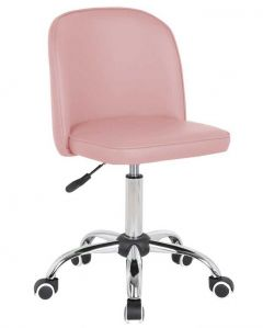 Chaise de bureau Co - rose