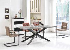 Table 'Els' 200x100 Béton