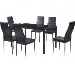 Table et chaises Leo