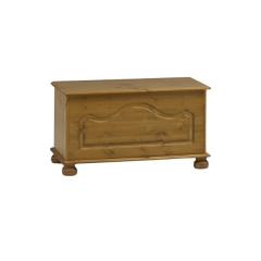 Coffre Ramund 82cm - brun