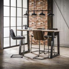 Table de bar Isla 150x70 cm