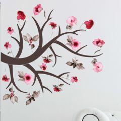 Sticker mural XXL Peach Branches