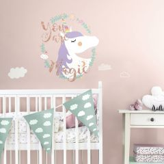Stickers muraux Unicorn Magic