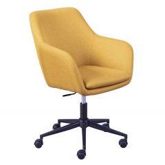Chaise de bureau Work - curry