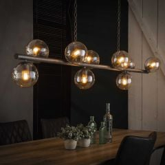 Suspension Trixo 9 lampes