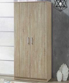Armoire Lias 2 portes & profonde de 52 cm