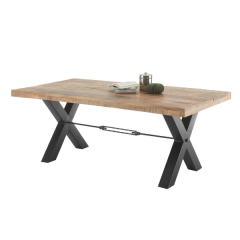 Table à manger Mares 200cm - bois manguier
