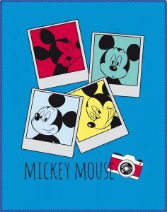 Plaid Mickey Photomaton