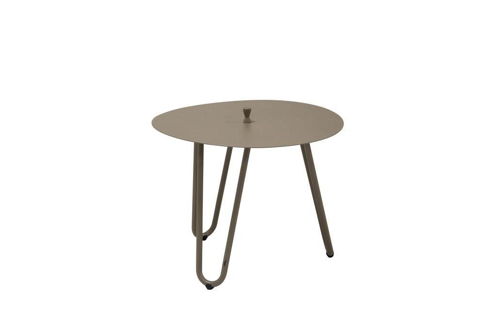 Table d\'appoint Cool H45cm - taupe