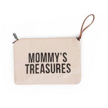 Pochette Mommy - blanc cassé