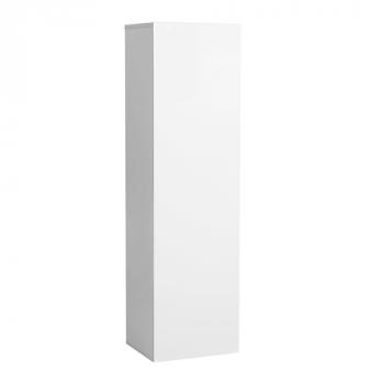 Armoire murale Elif à 1 porte - blanc brillant