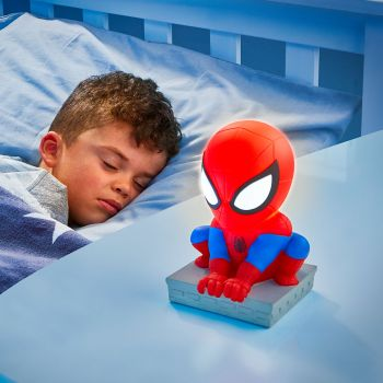 Veilleuse et lampe de poche Buddy Spider-Man