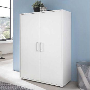 Armoire Maxi-office 2 portes - blanc