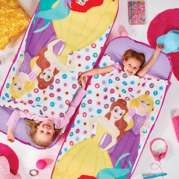 ReadyBed Disney Princess Belle, Aurore et Ariel