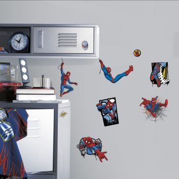 Stickers muraux Marvel Spider-Man