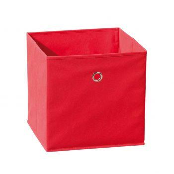 Boîte de rangement pliable Winny - rouge