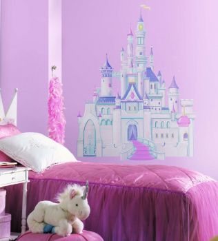 RoomMates stickers muraux - Disney Princess Glitter