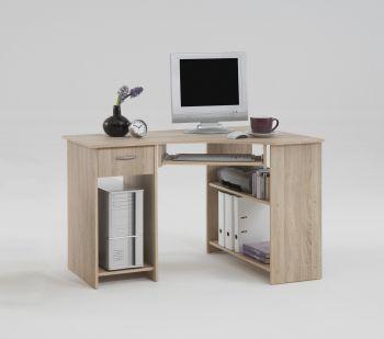Bureau pour ordinateur Felix - chêne