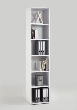 Bibliothèque Gabi - 6 niches étroite