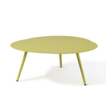 Table basse Burnie - vert