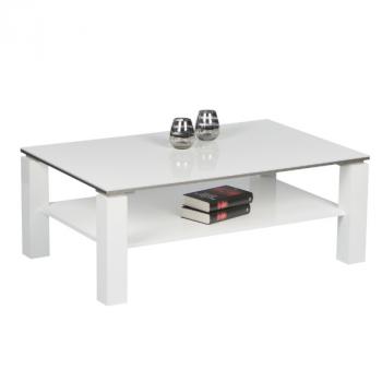Table basse Barby 110cm - blanc