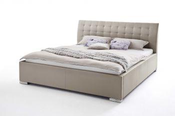 Lit Isa Confort 160x200cm - taupe