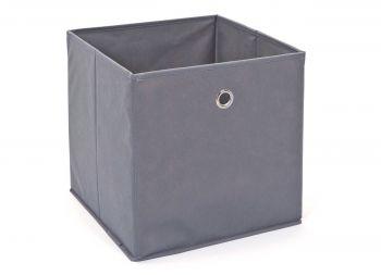 Boîte de rangement pliable Winny - gris
