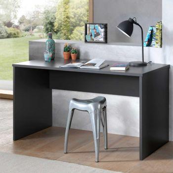 Table de bureau London 140cm - anthracite