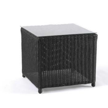 Table d'appoint Fara - noir