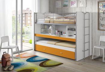 Lit mezzanine Bonny 80 - orange