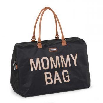 Sac à langer Mommy Bag - noir