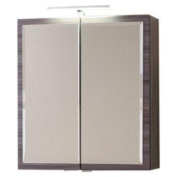 Armoire de toilette Phoenix 60cm - brun