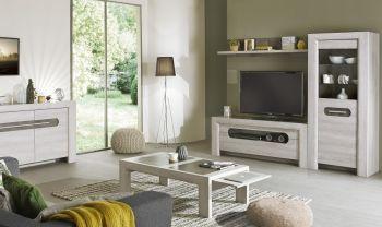 Meuble TV Sandrine 160cm - gris