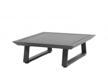 Table d'appoint extérieur Baresi - gris foncé