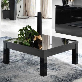 Table basse Roma - noir