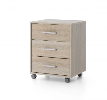 Caisson à tiroirs Maxi-office - chêne sonoma